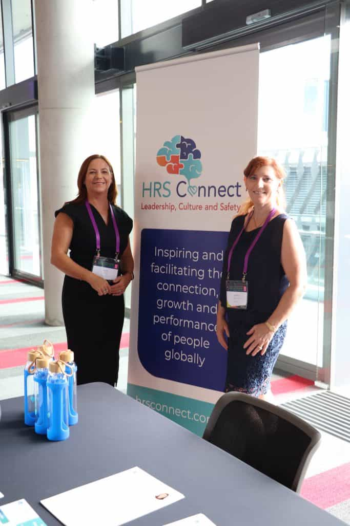 Karen and Janeene of HRS Connect, proud sponsors of the Biig Conference 2021